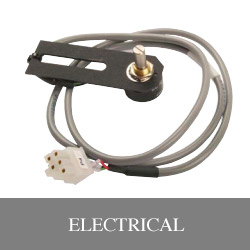 Electrical parts for heavy equipment Illinois Lift Equipment