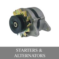 Starters and Alternators for lift equipment Illinois Lift Equipment