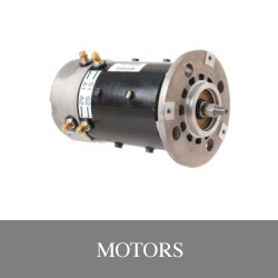 Electric Motors for lift equipment Illinois Lift Equipment