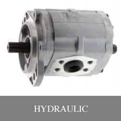hydraulic parts and pumps for lift equipment Illinois Lift Equipment