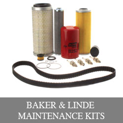 Baker & Linde Maintenance Kits for lift equipment Illinois Lift Equipment