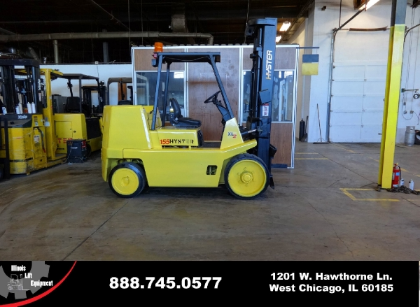 New 2005 HYSTER S155XL2 - West Chicago, IL