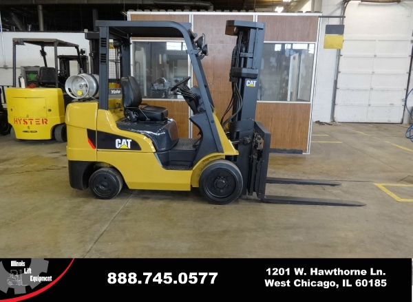 New 2005 CATERPILLAR C6000 - West Chicago, IL