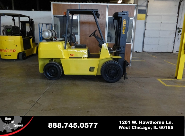 New 1999 HYSTER H90XLS - West Chicago, IL