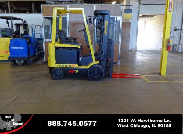 New 2006 HYSTER E50Z-27 - West Chicago, IL