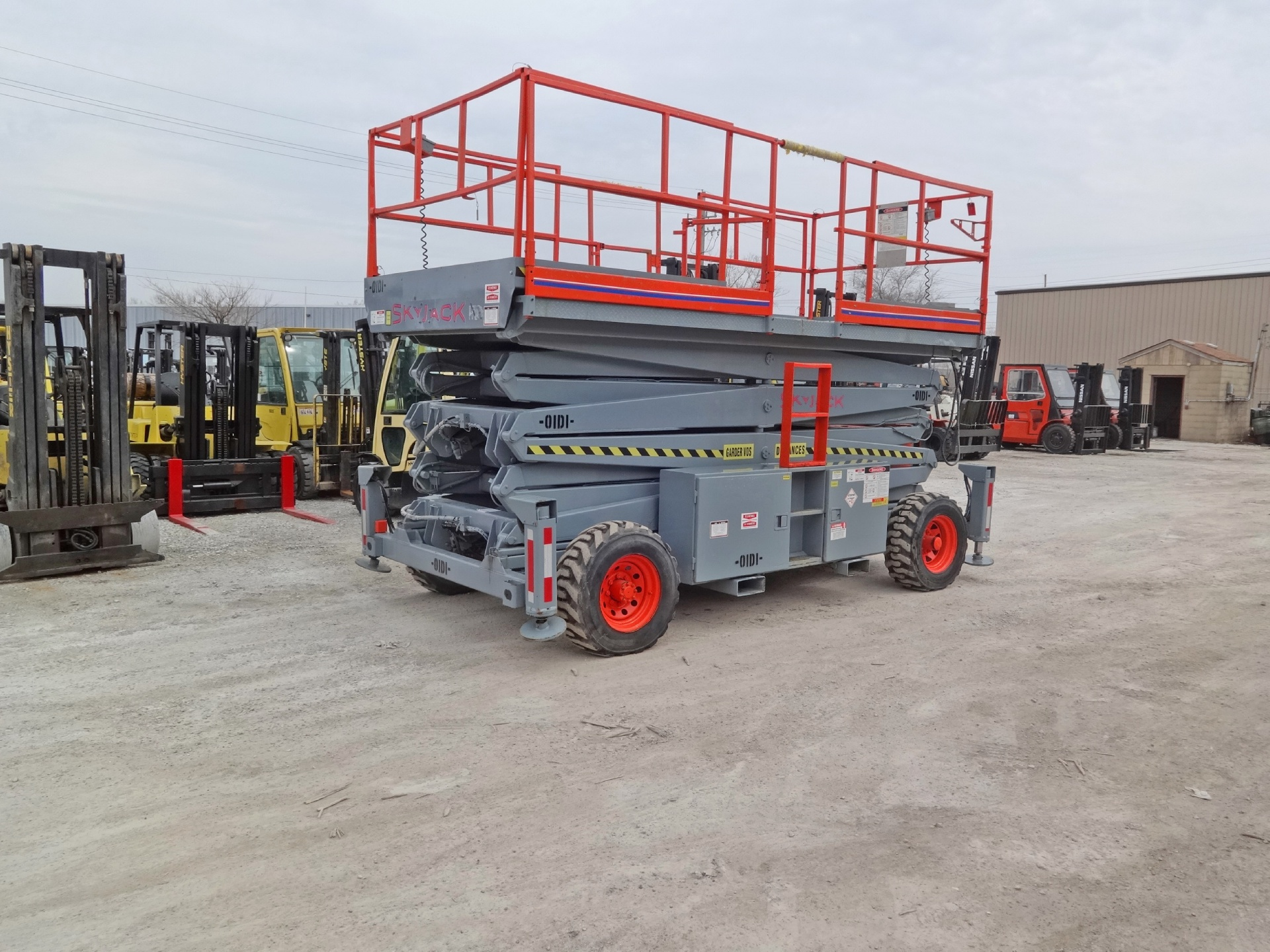 New 2000 SKYJACK SJ9250  | West Chicago, IL