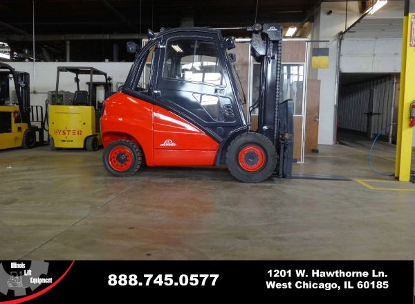 New 2006 LINDE H45T - West Chicago, IL