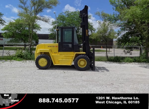 New 1999 HYSTER H190XL - West Chicago, IL