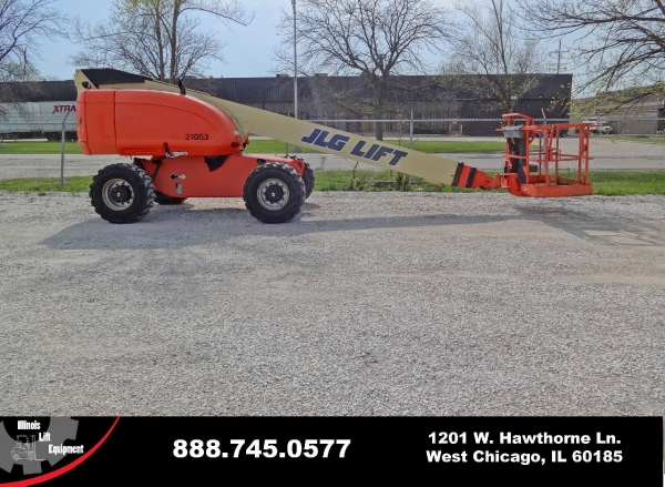 New 2002 JLG 600S - West Chicago, IL