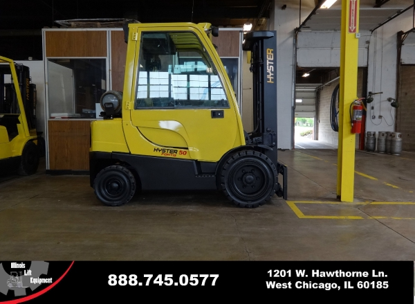 New 2006 HYSTER H50FT - West Chicago, IL