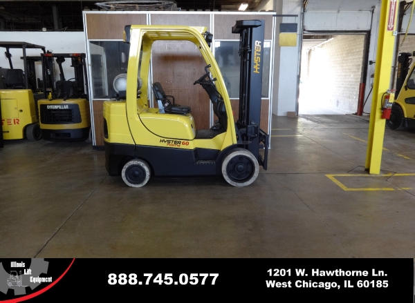 New 2009 HYSTER S60FT - West Chicago, IL