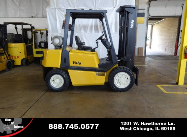 Used 1997 YALE GLP070 - West Chicago, IL