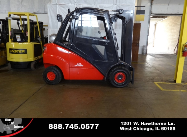 Used 2006 LINDE H35T - West Chicago, IL