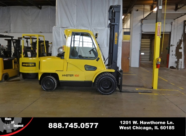 Used 2005 HYSTER H100XM - West Chicago, IL