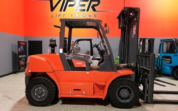 2014 VIPER FD70