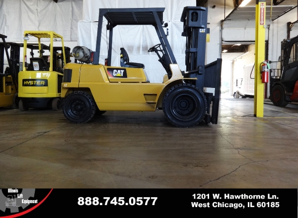 Used 2001 CATERPILLAR FG35 - West Chicago, IL