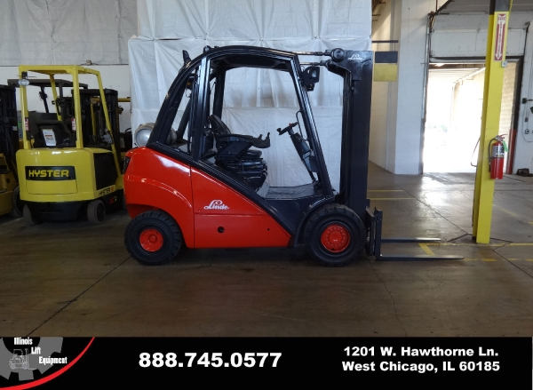 Used 2005 LINDE H25T - West Chicago, IL