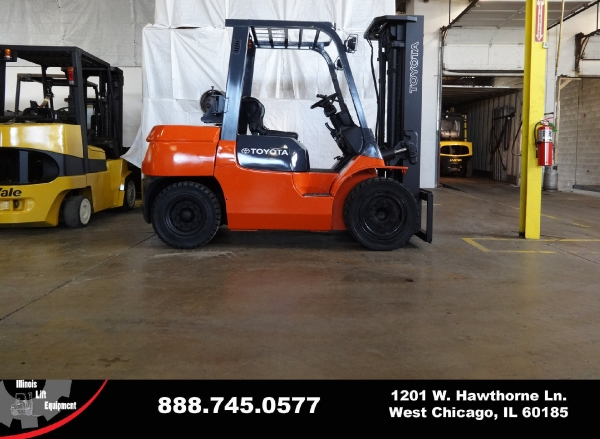 Used 2004 TOYOTA 7FGU35 - West Chicago, IL