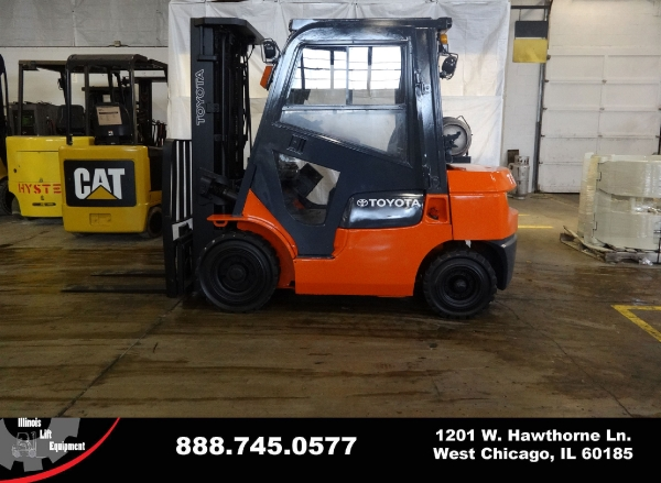 Used 2005 TOYOTA 7FGU25 - West Chicago, IL
