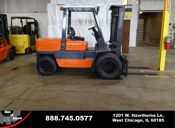 Used 1998 TOYOTA 5FD40 - West Chicago, IL