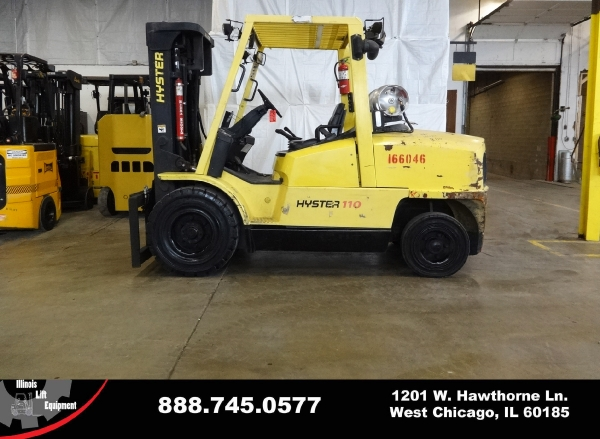 2006 HYSTER H110XM