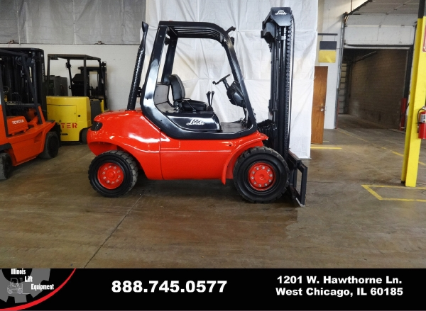 Used 2003 LINDE H45D - West Chicago, IL