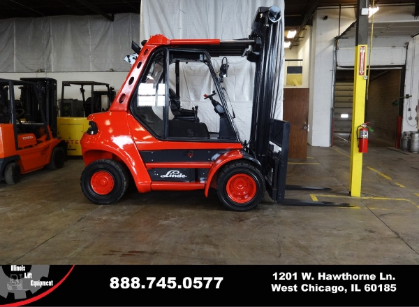 Used 2005 LINDE H70D - West Chicago, IL