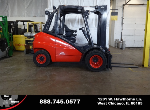 Used 2007 LINDE H50D - West Chicago, IL