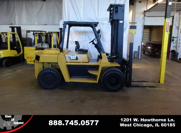 Used 2005 CATERPILLAR DP70 - West Chicago, IL