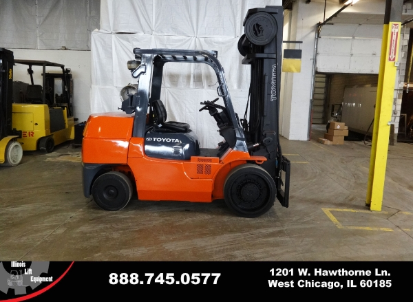 Used 2006 TOYOTA 7FGCU55 - West Chicago, IL