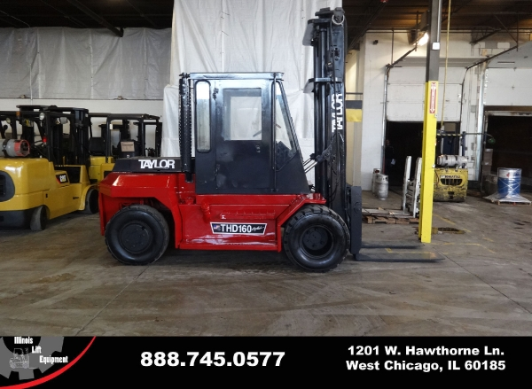 Used 2007 TAYLOR THD160 - West Chicago, IL