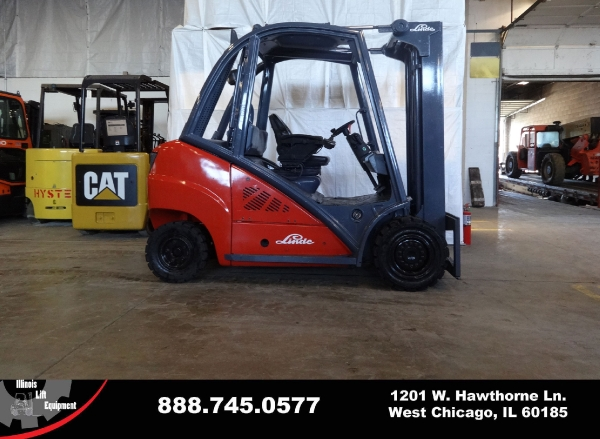 Used 2009 LINDE H30D - West Chicago, IL