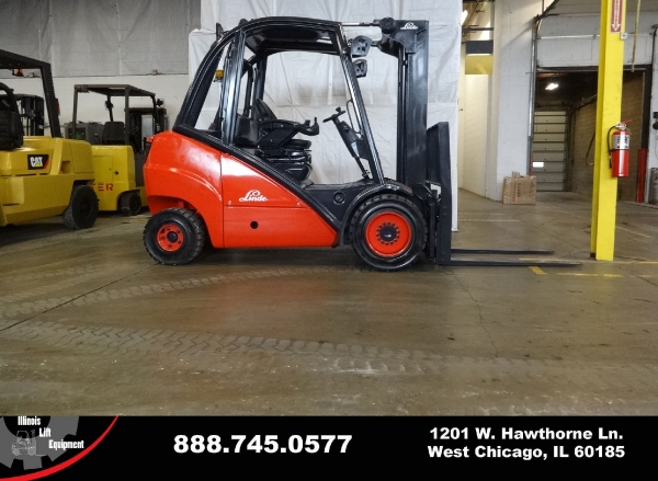 Used 2004 LINDE H30D - West Chicago, IL