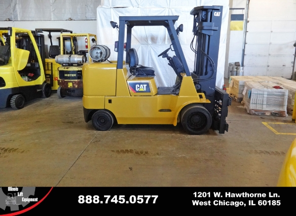 Used 2005 CATERPILLAR GC45K - West Chicago, IL