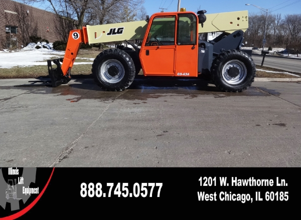 Used 2004 JLG G9-43A - West Chicago, IL