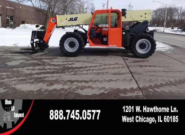 Used 2005 JLG G9-43A - West Chicago, IL