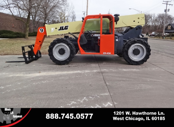Used 2007 JLG G9-43A - West Chicago, IL