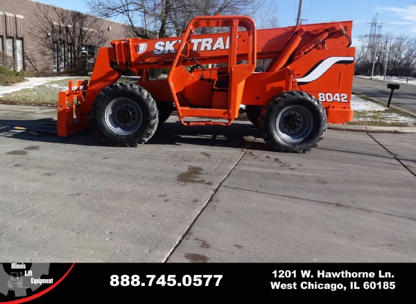 Used 2002 SKYTRAK 8042 - West Chicago, IL