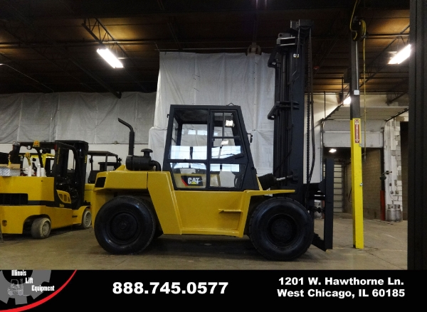 Used 1997 CATERPILLAR DP90 - West Chicago, IL