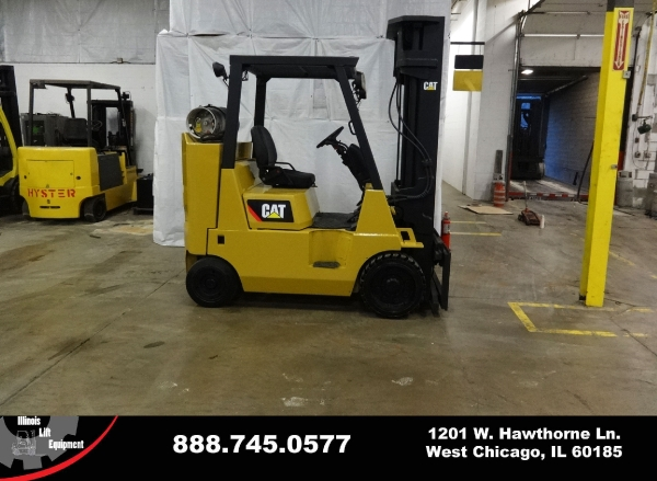 Used 2002 CATERPILLAR FGC40K - West Chicago, IL