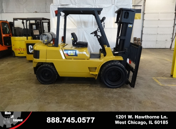 Used 2001 CATERPILLAR GPL40 - West Chicago, IL