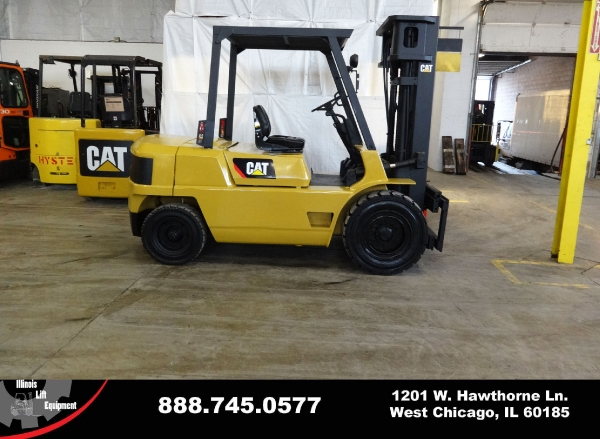 Used 1998 CATERPILLAR FD40 - West Chicago, IL