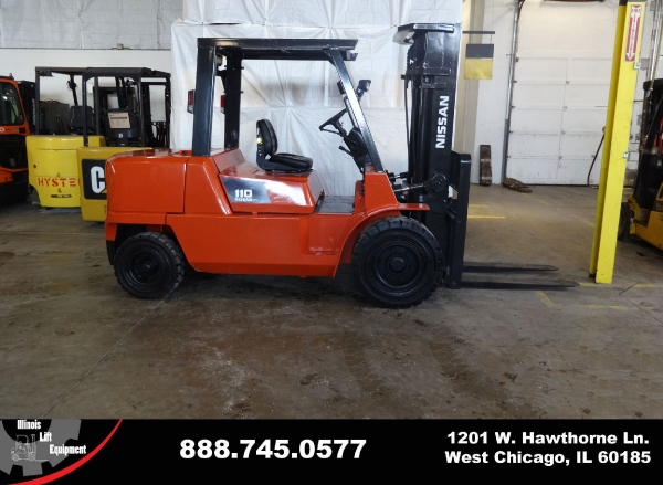 Used 2008 NISSAN JDP110 - West Chicago, IL