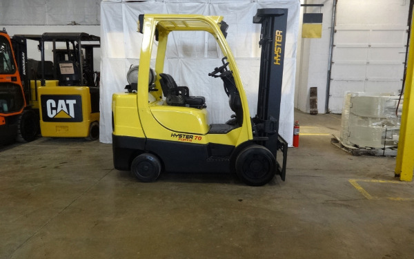 Used 2008 HYSTER S70FT - West Chicago, IL