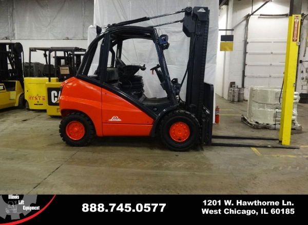 Used 2006 LINDE H45D - West Chicago, IL