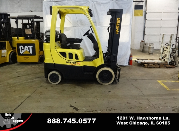 Used 2008 HYSTER S50FT - West Chicago, IL