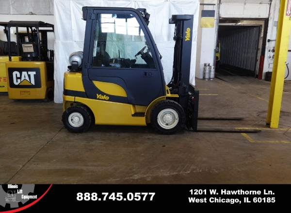 Used 2006 YALE GLP40VX - West Chicago, IL