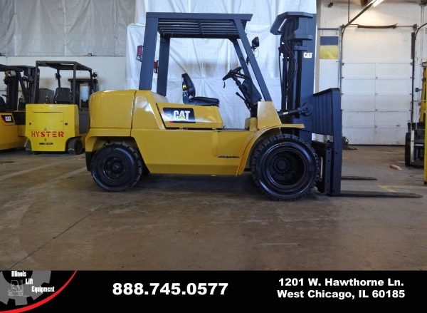 Used 2001 CATERPILLAR DP40KL - West Chicago, IL