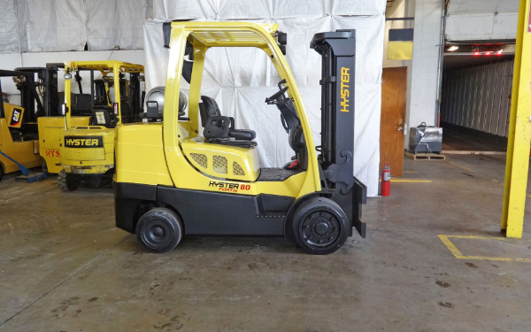 Used 2007 HYSTER S80FT - West Chicago, IL