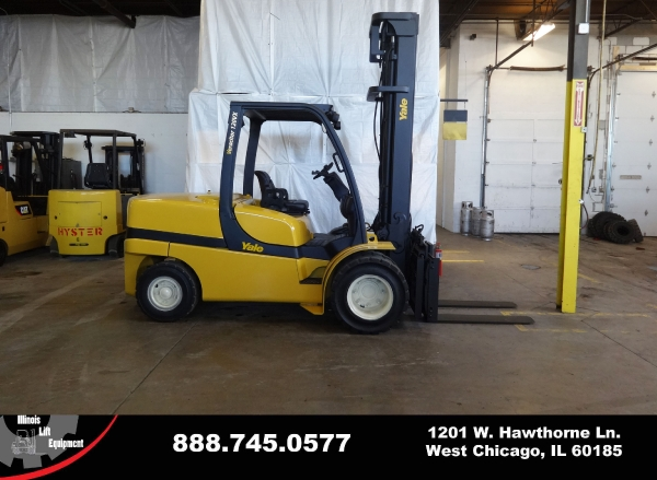 Used 2006 YALE GPD120VX - West Chicago, IL